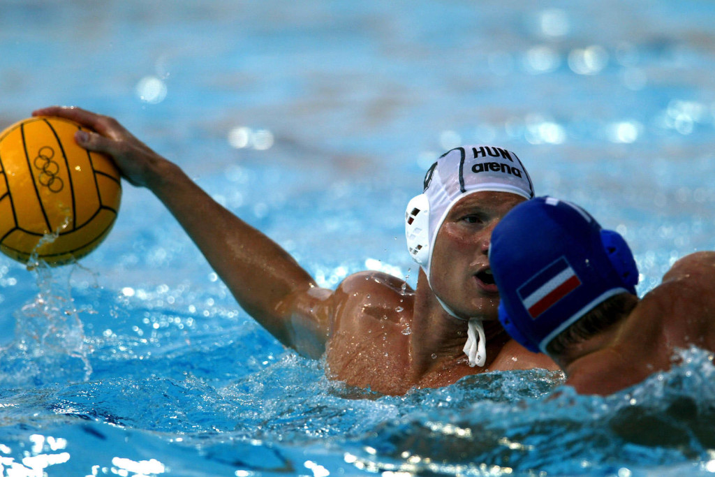 Waterpolo - Athens Olympic Games 2004 - Men's Final - Hungary v Serbia and Montenegro